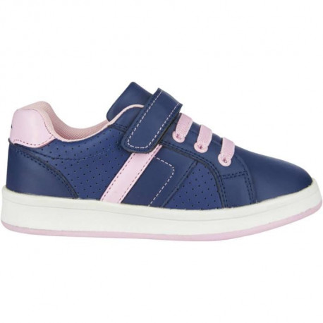 UP2GLIDE Baskets Ange CD Chaussures - Enfant Fille - Bleu et rose
