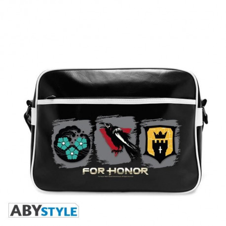 "ABYSTYLE Sac besace For Honor ""Factions"""