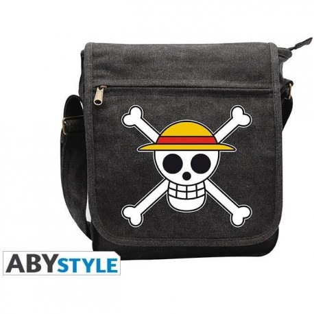 Sac Besace One Piece - Skull - Petit Format