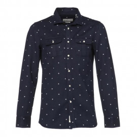 O'NEILL Chemise a manches longues Violator Pattern -Homme - Bleu