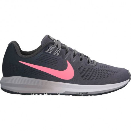 NIKE Chaussures de running Air Zoom Structure - Femme - Violet