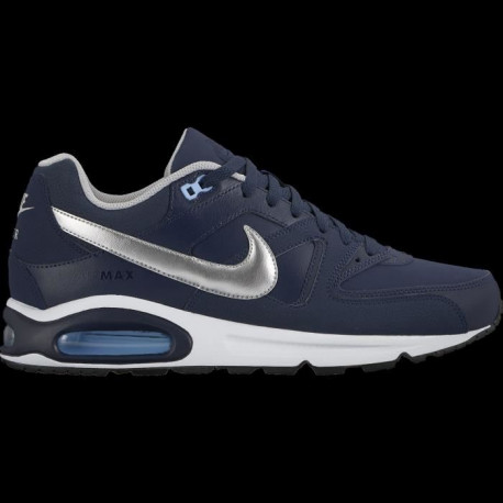 NIKE Baskets Air Max Command Leather Chaussures Homme