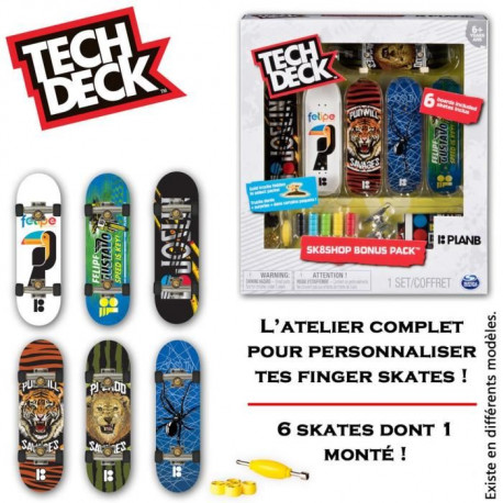 TECH DECK Skate Shop Bonus Track
