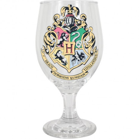 Verre Harry Potter - Hogwarts