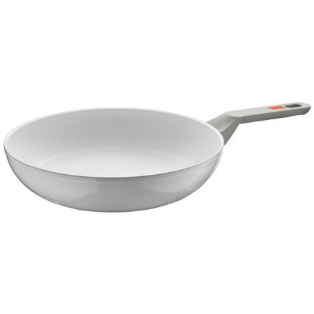 BERNDES Sauteuse 079749 PERFECT - VEGGIE - Blanc - Ø 24 cm - Tous feux dont induction