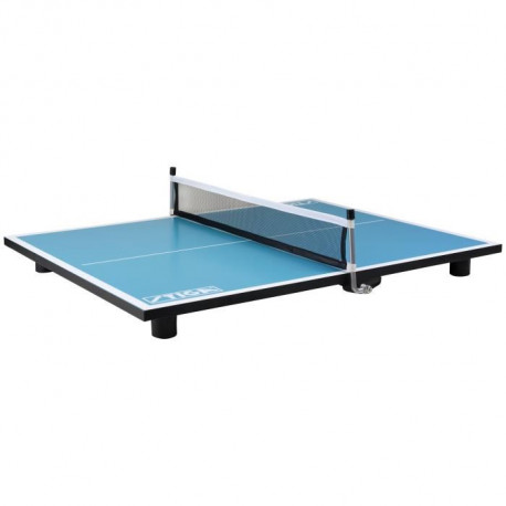 STIGA Mini table de ping pong - 68 x 52 cm - Bleu