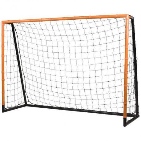 STIGA But de football Scorer - L 210 x H 150 x P 70 cm - Noir et orange