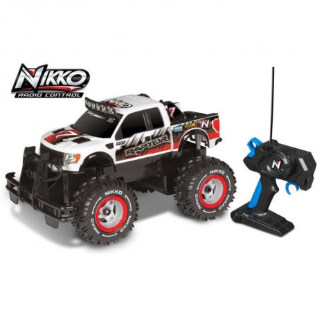 NIKKO Voiture RC Off-road Ford 1:16