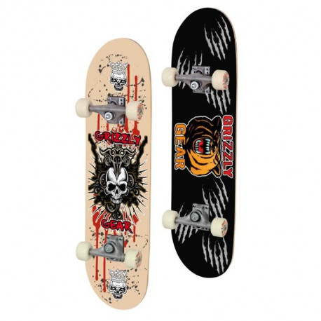 CDTS Skate board Double Concave 79x21 cm