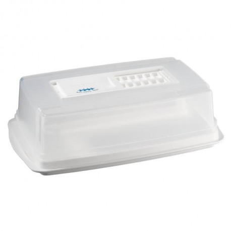 TEFAL Cave a fromages anti-odeurs 9182012 31x19x9cm blanc