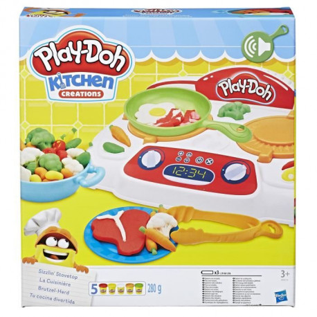 PLAY-DOH Kitchen Creations - La Cuisiniere