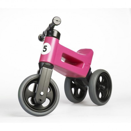 FUNNY WHEELS Draisienne - Rose