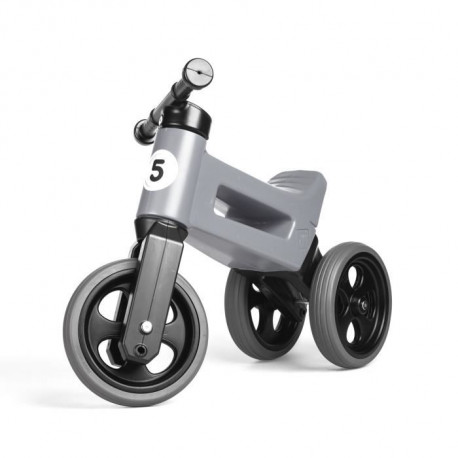 FUNNY WHEELS Draisienne - Gris
