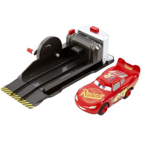 CARS - Flash Mcqueen Cascadeur
