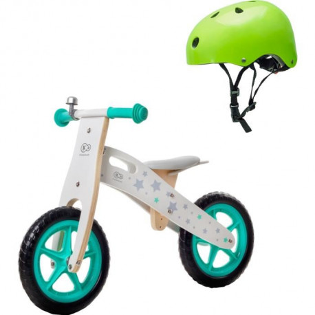 KINDERKRAFT Draisienne STARS + Casque