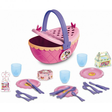 IMC TOYS Kit de pique-nique Minnie