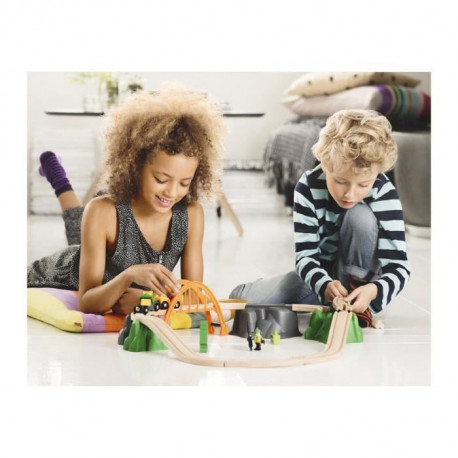 BRIO World  - 33789 - Circuit Protection De La Foret