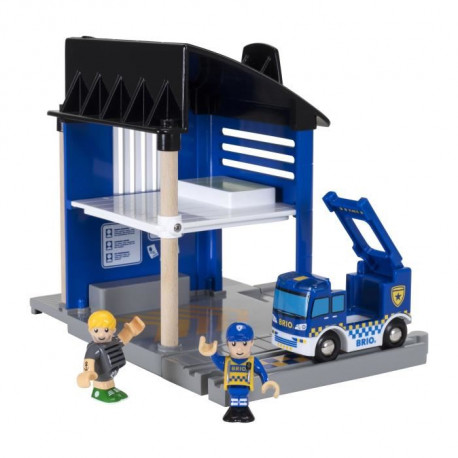 BRIO World  - 33813 - Commissariat De Police