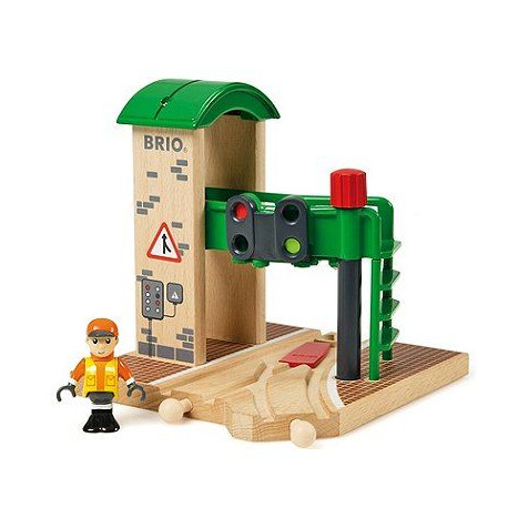 BRIO World  - 33674 - Station De Controle Et D'Aiguillage