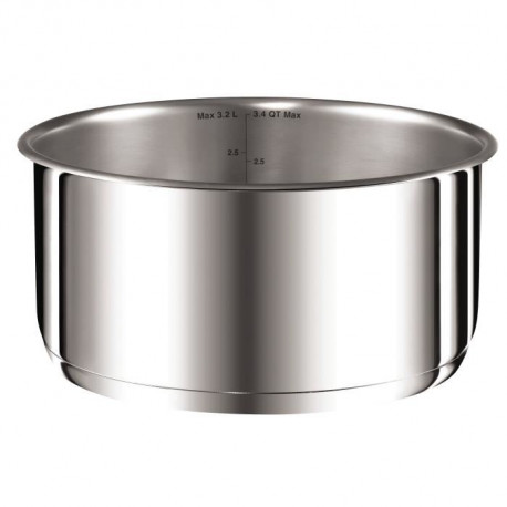 TEFAL INGENIO PREFERENCE Casserole 18cm L9252944 Tous feux dont induction