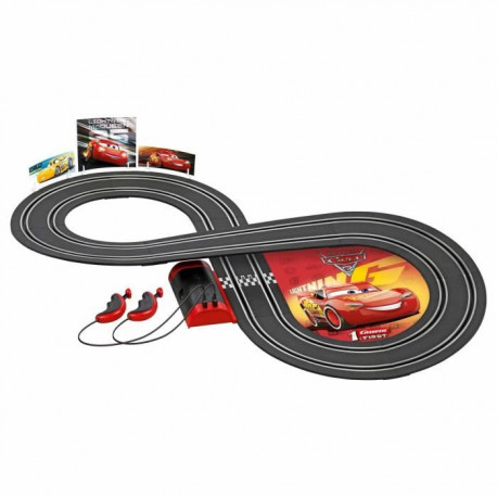 Circuit Carrera FirstDisney·Pixar Cars 3 - 2,4 m