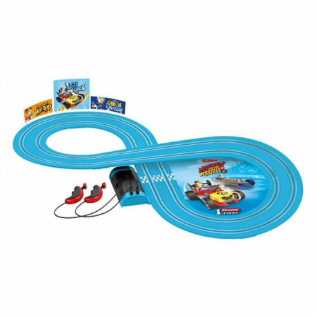 Circuit Carrera FirstMickey Roadstar Racers - 2,4 m