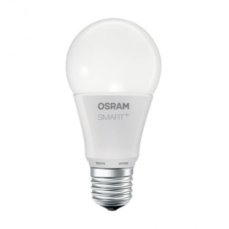OSRAM Ampoule LED dimmable connectée Smart+ - Culot E27