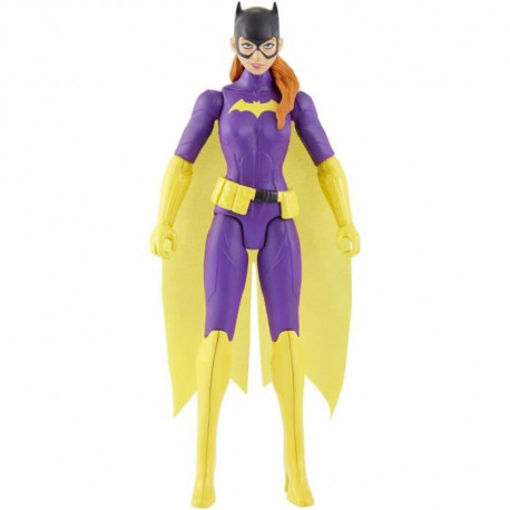 JUSTICE LEAGUE - Figurine Batgirl - Batman Missions - 30 CM