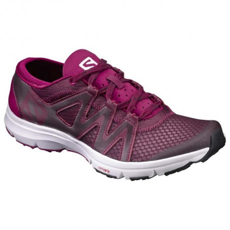SALOMON Chaussures de running Crossamphibian Swift - Femme - Rose