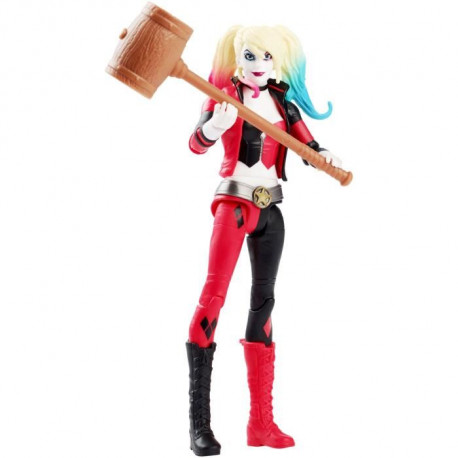 JUSTICE LEAGUE - Figurine Harley Quinn -15 CM