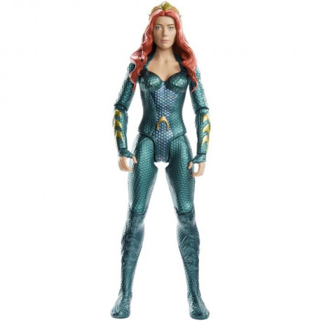 JUSTICE LEAGUE - Figurine Mera - 30 CM