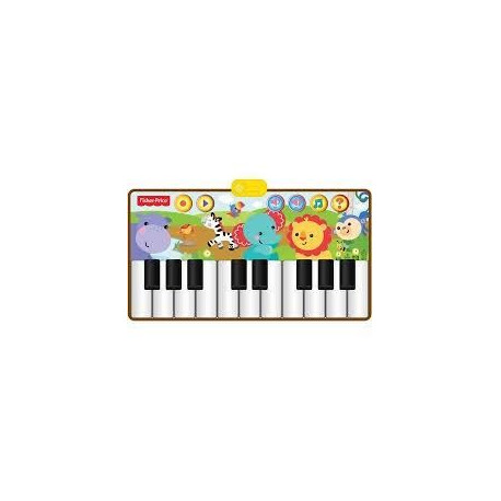 FISHER PRICE Piano musical Foret Tropicale