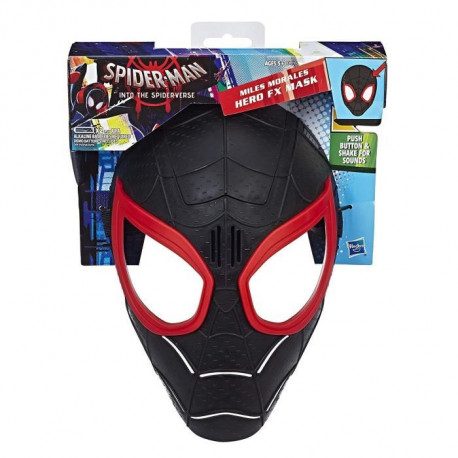 SPIDERMAN - Masque Electronique MILES MORALES