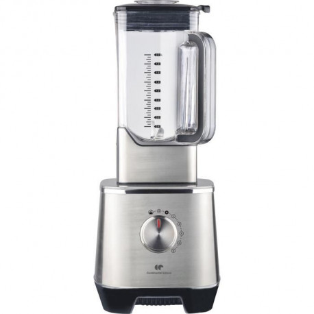 CONTINENTAL EDISON CESB01Blender Turbo - Inox