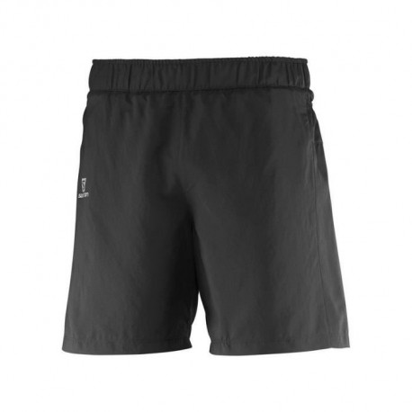 SALOMON Short de running - Homme - Noir