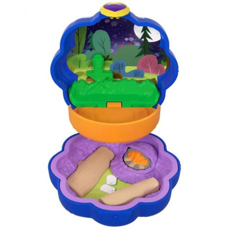 POLLY POCKET - Shani Camping Aventure