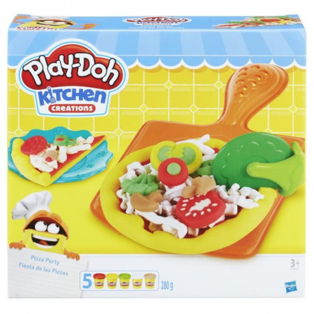 PLAY-DOH Kitchen Creations - Pizza Party