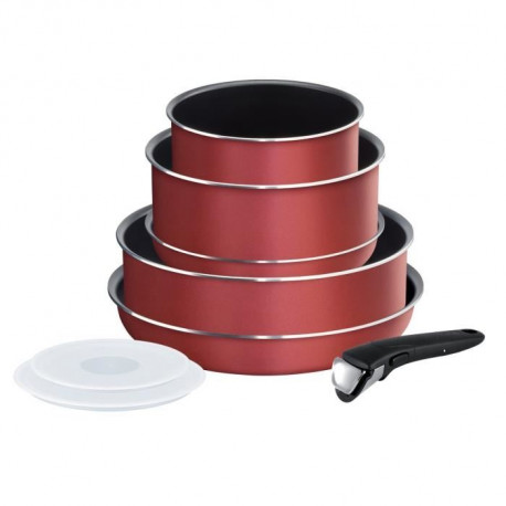 TEFAL L2369102 Ingenio Essential Set de 8 pieces