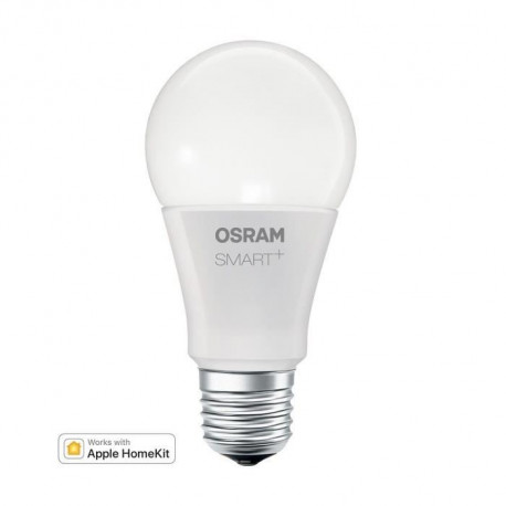 OSRAM Ampoule LED connectée dimmable Smart+ - Culot E27 - Blanc chaud