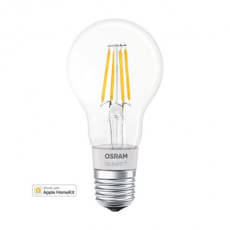 OSRAM Ampoule filament LED connectée dimmable Smart+ - Culot E27