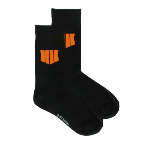 Chaussettes Call of Duty Black Ops 4 Noires - UK 6-11