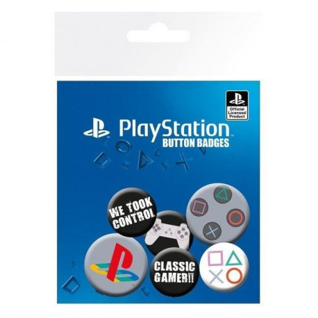 6 Pin's GB Eye Playstation Classic