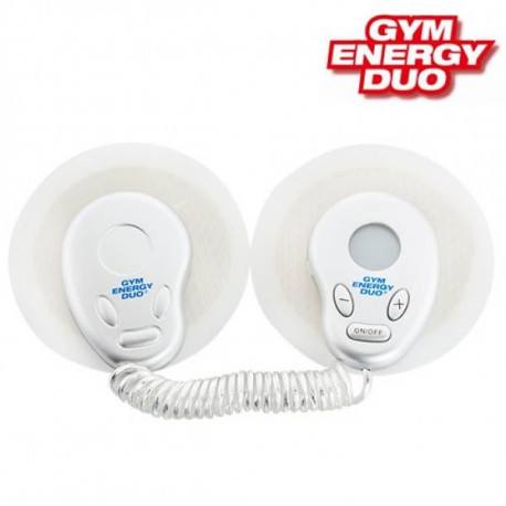 INNOVAGOODS Électrostimulateur Gym Energy Duo