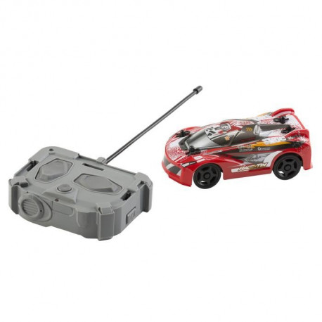 RACE TIN Véhicule RC Tin Car Super Car - Rouge - 1:32 - 8 km/h