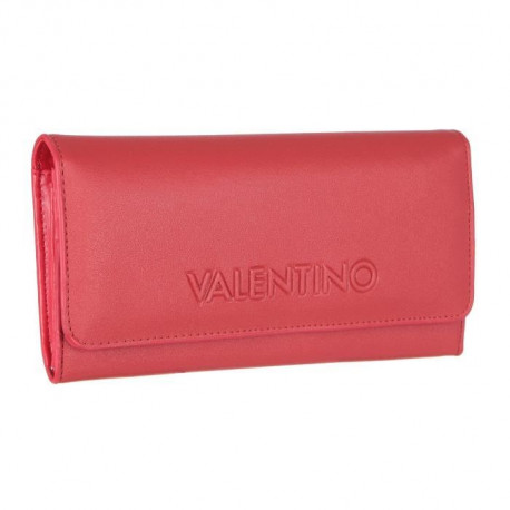 VALENTINO VPS1GJ113 Portefeuille - Synthétique - Rouge - Femme