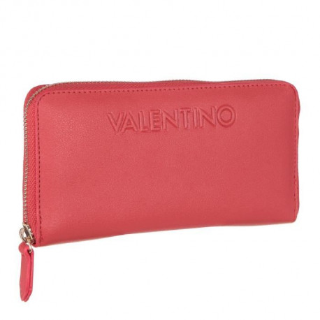 VALENTINO VPS1GJ155 Portefeuille - Synthétique - Rouge - Femme