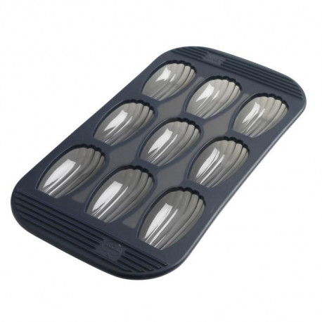 MASTRAD Moule silicone 9 madeleines F42614
