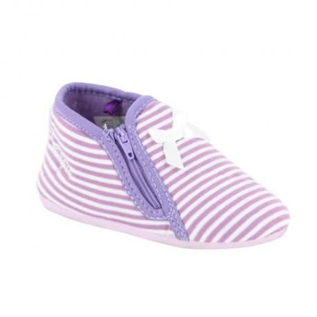 CHIPIE Chaussons Lube Violet lilas Enfant Fille