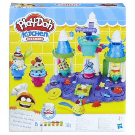 PLAY-DOH Kitchen Creations - Le Royaume des Glaces