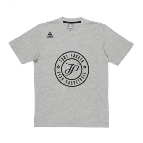 PEAK T-shirt TP Stamp - Enfant - Gris